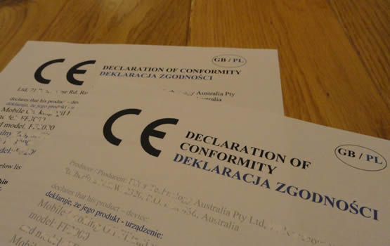 Machinery CE Marking