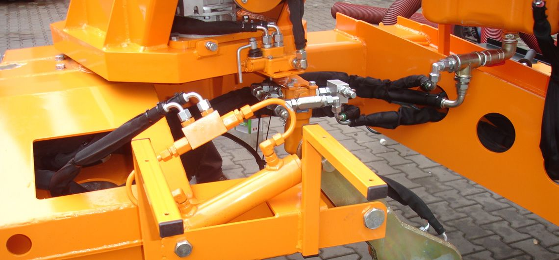 Energy Efficient On Demand Hydraulic