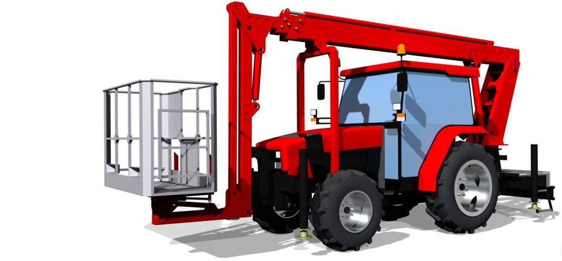 Mobile and Bespoke Machinery Design