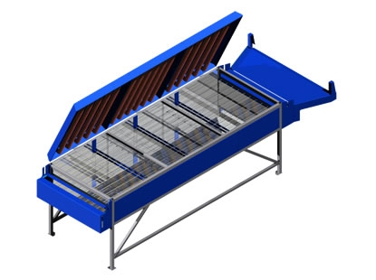 Stretcher dryer